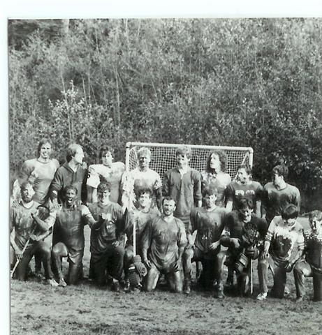 Fall 1984 Upper Field at HSU